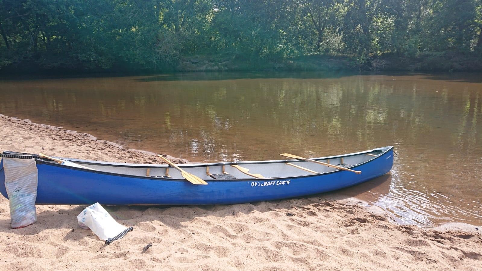 balade en bateau le teich
